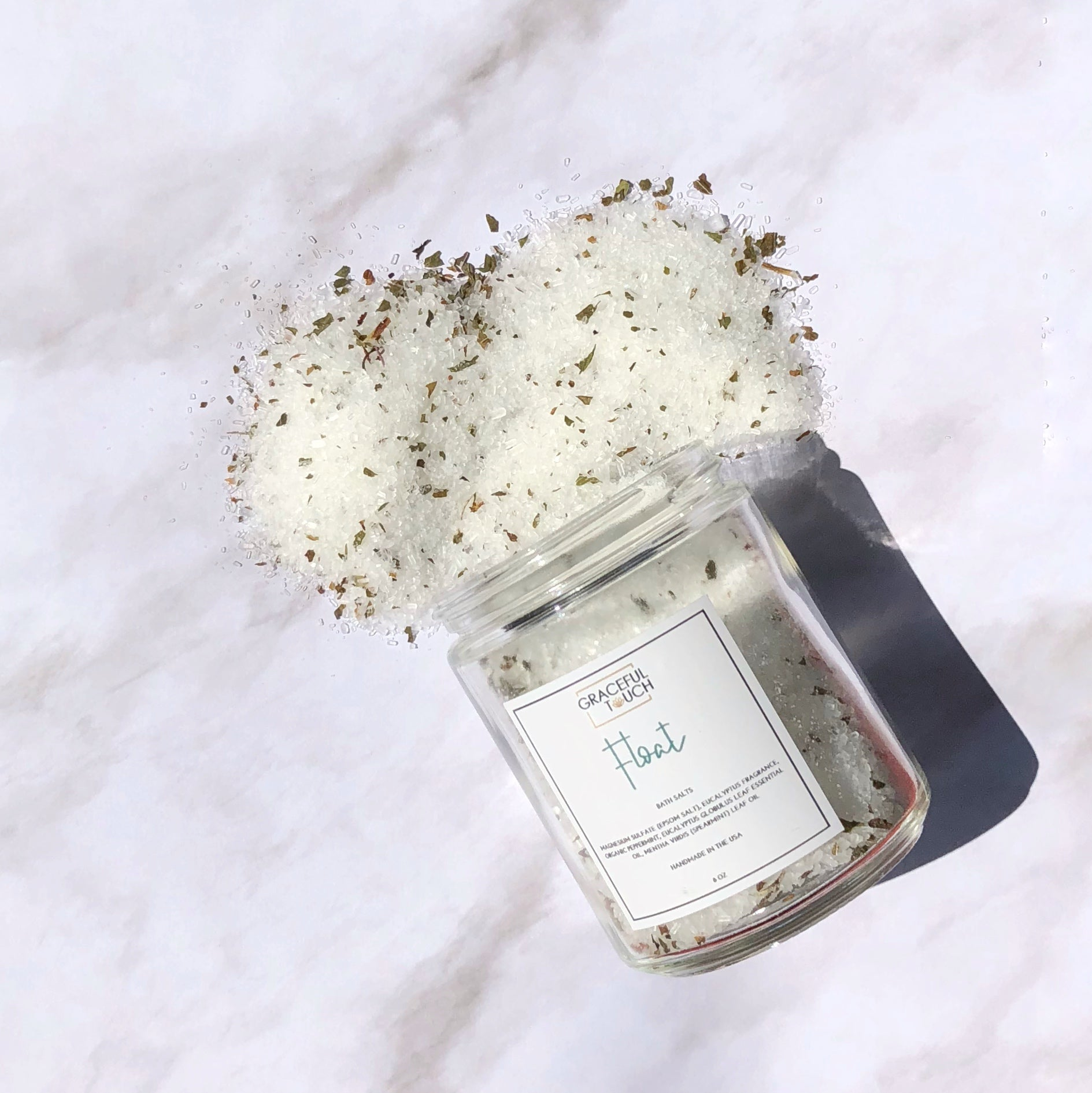 Float Bath Salt | Bath Soak