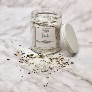 gracefultouch - Float Bath Salt - GracefulTouch  - Herbal Bath Salts