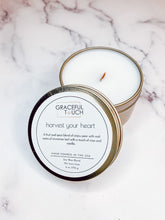 Load image into Gallery viewer, harvest your heart | Anjou Pear Scented Candle