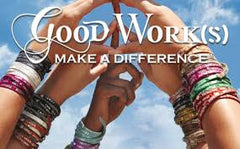 Good Works Bracelets and Hair Accessories Sale