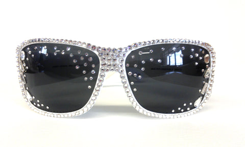 Jimmy Crystal Lady Gaga Sunglasses