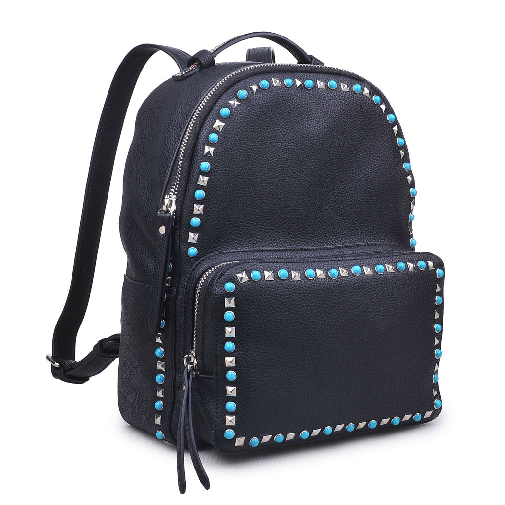 Studded Backpack POSH by Urban Expressions -  ID You & Co.