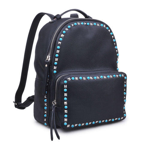 Urban Expressions Studded POSH Backpack