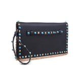 Urban Expressions Studded INDIE Clutch Cross Body