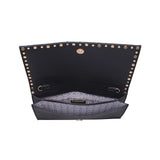 Urban Expressions Studded INDIE Clutch Cross Body -  ID You & Co.
