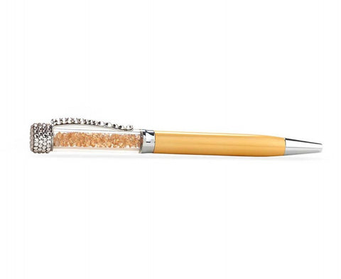 Jimmy Crystal IZABELLA Swarovski Crystal Pen AJ619 -  ID You & Co.