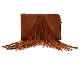 The Fringe Oasis Clutch Cross Body by Imoshion -  ID You & Co.