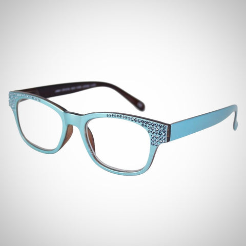 Jimmy Crystal Birthstone Reading Glasses JCR362 -  RHEAS.ONLINE