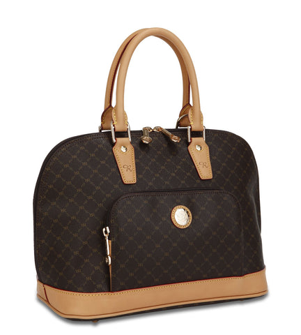 Rioni Signature LAUREN Dome Handle Handbag ST20001 -  RHEAS.ONLINE