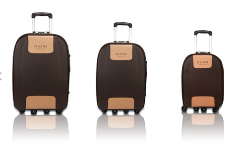 3f78b49c2d8a Rioni Signature Designer 360 Spinner Luggage