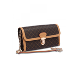 Rioni Signature Chained Clutch STW069 -  ID You & Co.