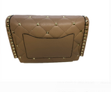 INZI STUDDED QUILTED HANDBAG -  ID You & Co.
