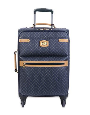 NEW Rioni Signature Navy Spinner Luggage, Small STA20121S -  ID You & Co.
