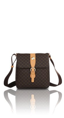 Rioni Signature MILEY Top Buckle Messenger Bag ST20179 -  ID You & Co.