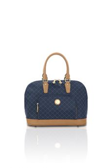 NEW Rioni Signature LAUREN  Bag NAVY STA20015 -  RHEAS.ONLINE