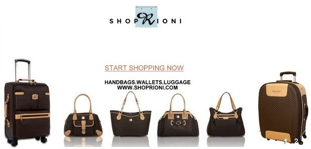 RIONI HANDBAGS, WALLETS, TOTES, & LUGGAGE