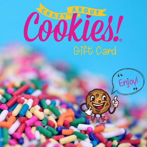 Crazy About Cookies Digital Gift Card