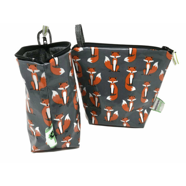 EcoBagIt! Zip Sandwich Bag MR FOX