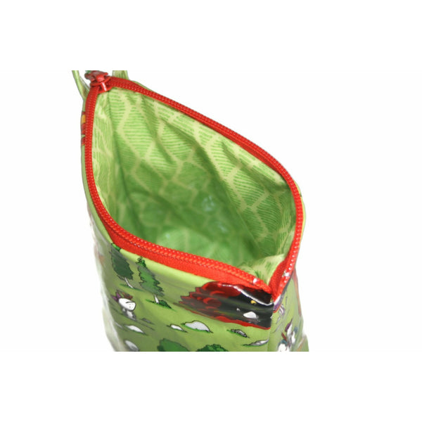 EcoBagIt! Zip Sandwich Bag DRAGONS
