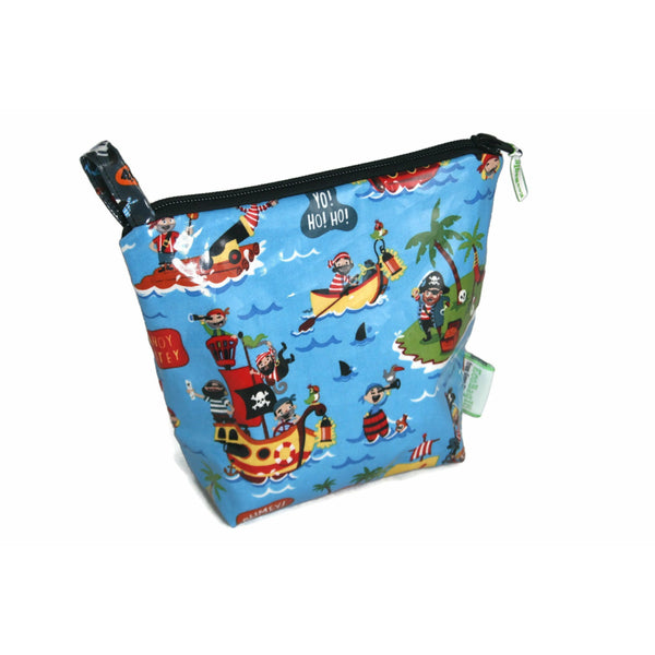EcoBagIt! XL Zip PIRATES - Green City Living Wholesale