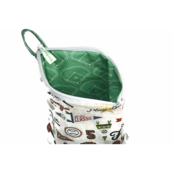 EcoBagIt! Zip Regular BASEBALL - Green City Living Wholesale