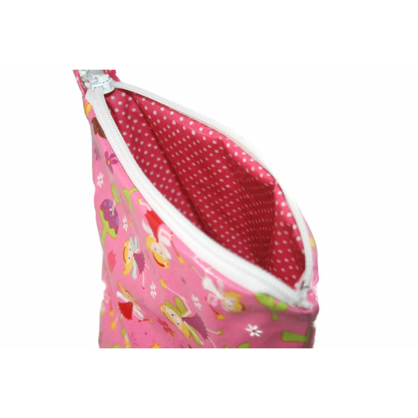 EcoBagIt! Zip Snack Bag FAIRIES - Green City Living Wholesale
