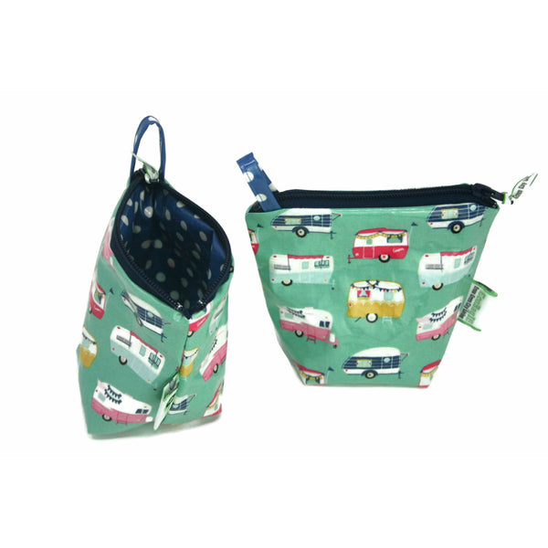 EcoBagIt! Zip Snack Bag ROUGHING IT - Green City Living Wholesale