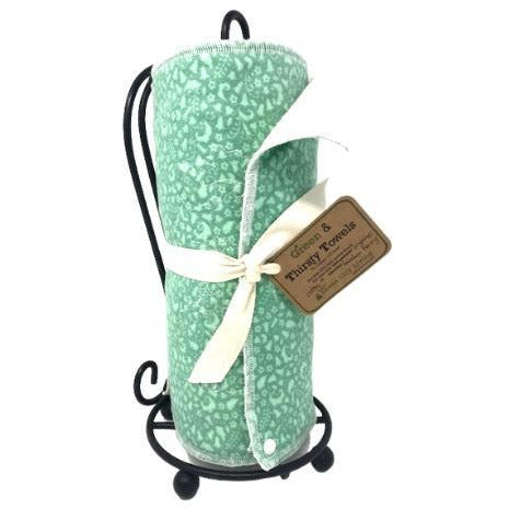 Green and Thirsty Unpaper Towels MINT MEADOW