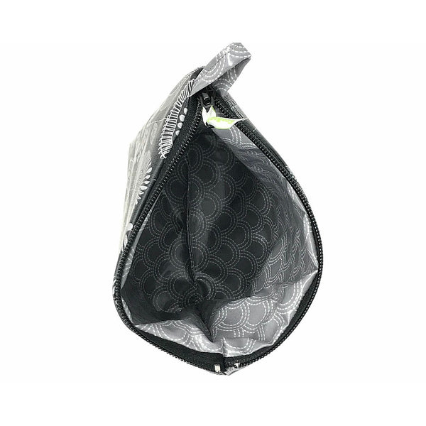 EcoBagIt! Zip XL Sandwich Bag MIDNIGHT GARDEN