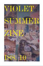 Load image into Gallery viewer, Violet Summer Zine Subscription
