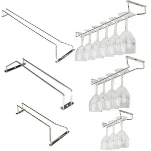 Wine Glass Rack Hanging for Kitchen - Wine Rack Ninja
