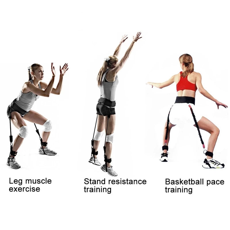 Fitness Bounce Trainer Rope Resistance Band – Genesis Fitness Store