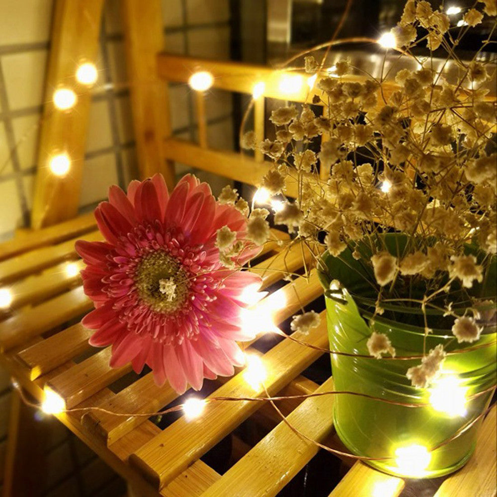 Spring Time is Gardening Time. Top Outdoor Solar Fairy Lights Garden Decor Ideas.