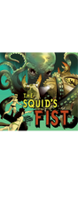 The Squid's Fist Poster