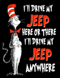 GJA Dr. Seuss Jeep