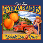 Georgia Peaches Tee