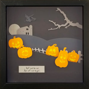 The Haunted - Pumpkin Patch (Classic) - The PaperClips Company