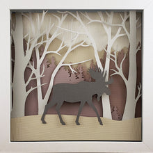 Load image into Gallery viewer, Into the Woods (Purple) - Moose - The PaperClips Company