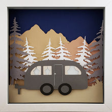 Load image into Gallery viewer, Gone Camping - Vintage - The PaperClips Company