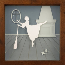 Load image into Gallery viewer, The Cinder Ballerina - And Her Mice - The PaperClips Company