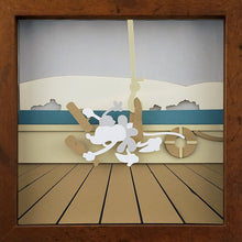 Load image into Gallery viewer, Steamboat Willie (Vibrant)- On the Hook - The PaperClips Company