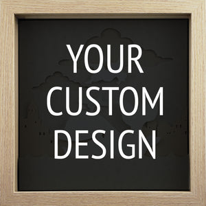 "9""x 9"" Custom Order - The PaperClips Company"