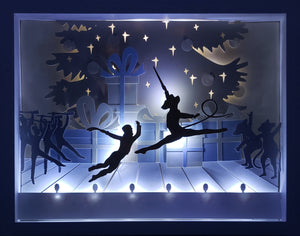 The Nutcracker Ballet - The Rat King - The PaperClips Company