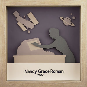 Women in Science - Nancy Grace Roman - The PaperClips Company