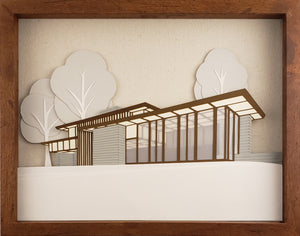 The Architect's Collection - Penfield House - The PaperClips Company