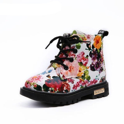 Floral Fashion Boot