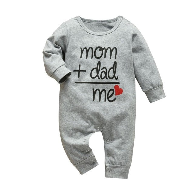 Mom & Dad Equation Bodysuit
