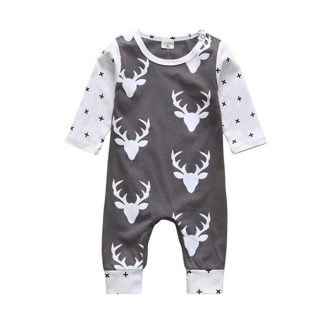 Stag Head Bodysuit