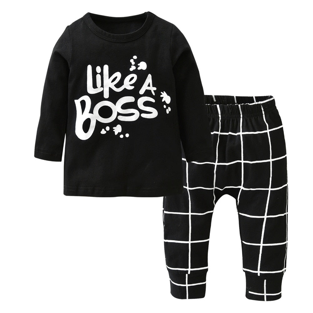 Like A boss 2 Piece