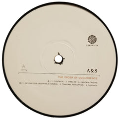 "A&S ""The Order Of Occurrence"" 12"""